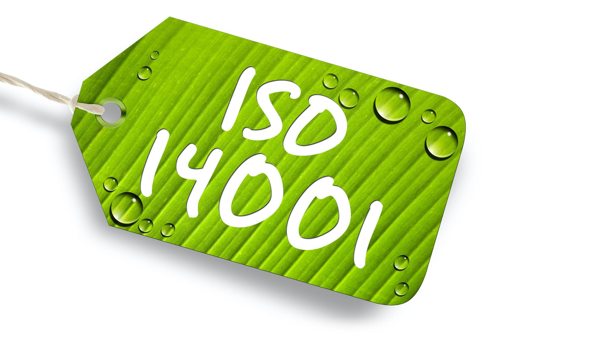 ISO14001について