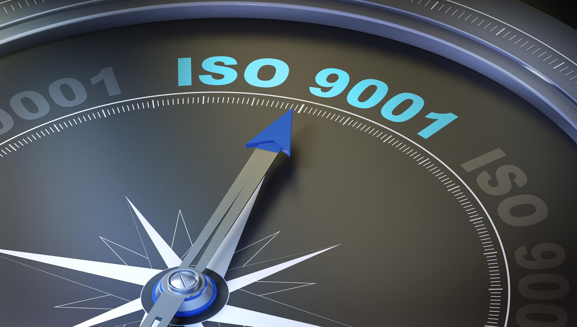 ISO9001について